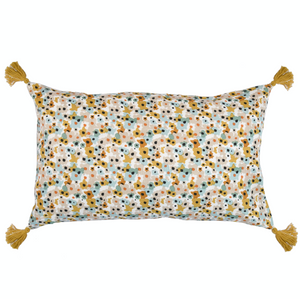 Coussin Liberty - Moutarde