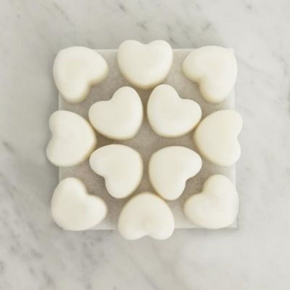 Electric Wax Melt Burner Set with 12 x Natural Aromatherapy Wax Melts