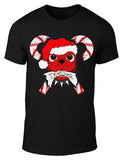 Candy Cane Dog T-Shirt