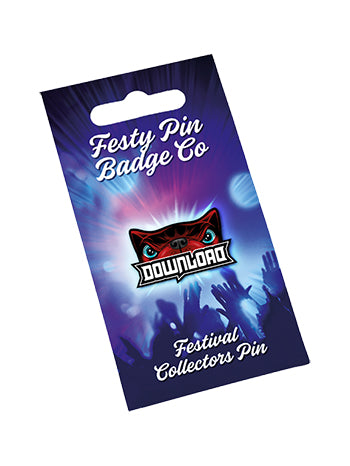 Logo Festy Pin