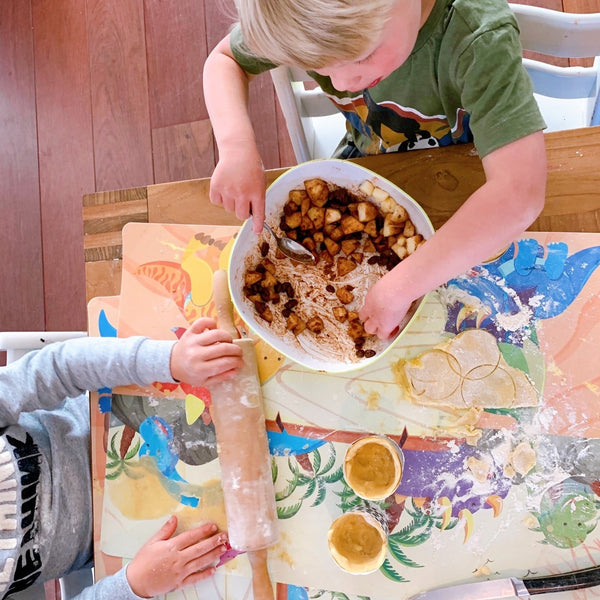 Kids & Bake Mini AppeltaartBox