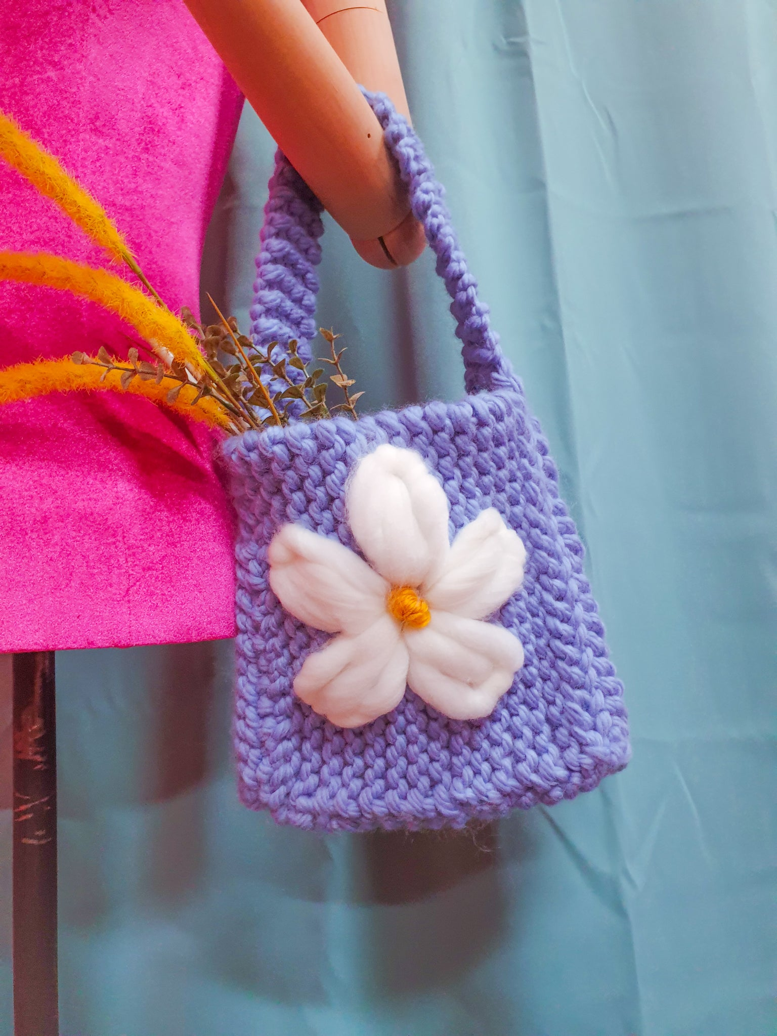 MAY SPECIAL Knit A Bag Workshop (22nd May, 12-4pm)