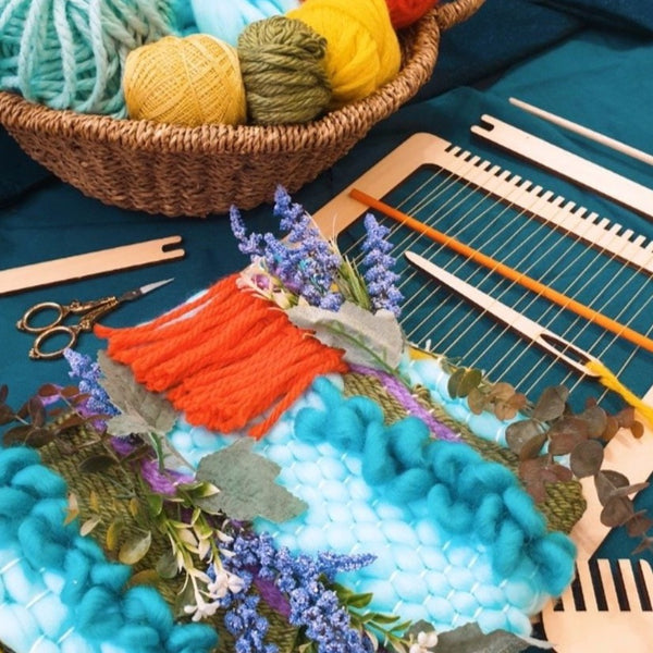 DIY Weaving Kit