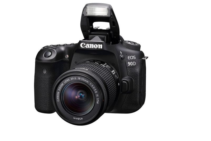 Canon EOS 90D + EF-S 3,5-5,6/18-55 mm IS STM Kit