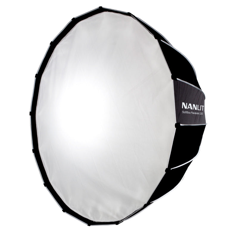 NANLITE Easy-up Parabol-Softbox SB-PR-120Q (3778)