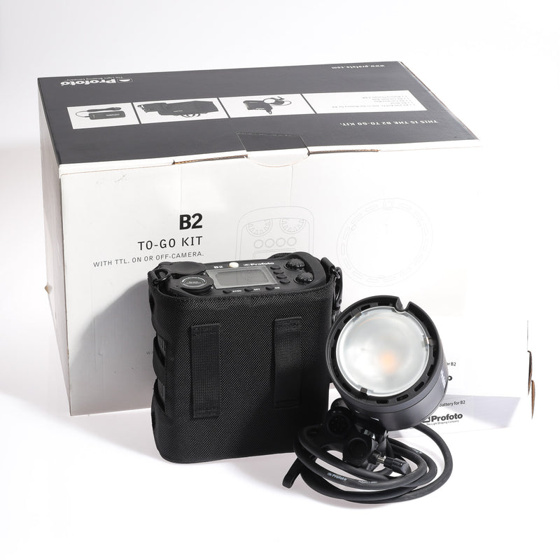 Demoware | PROFOTO B2 250 AirTTL To-Go Kit