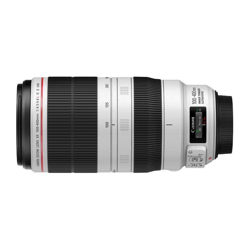 CANON EF 100-400mm 1:4,5-5,6L IS II USM
