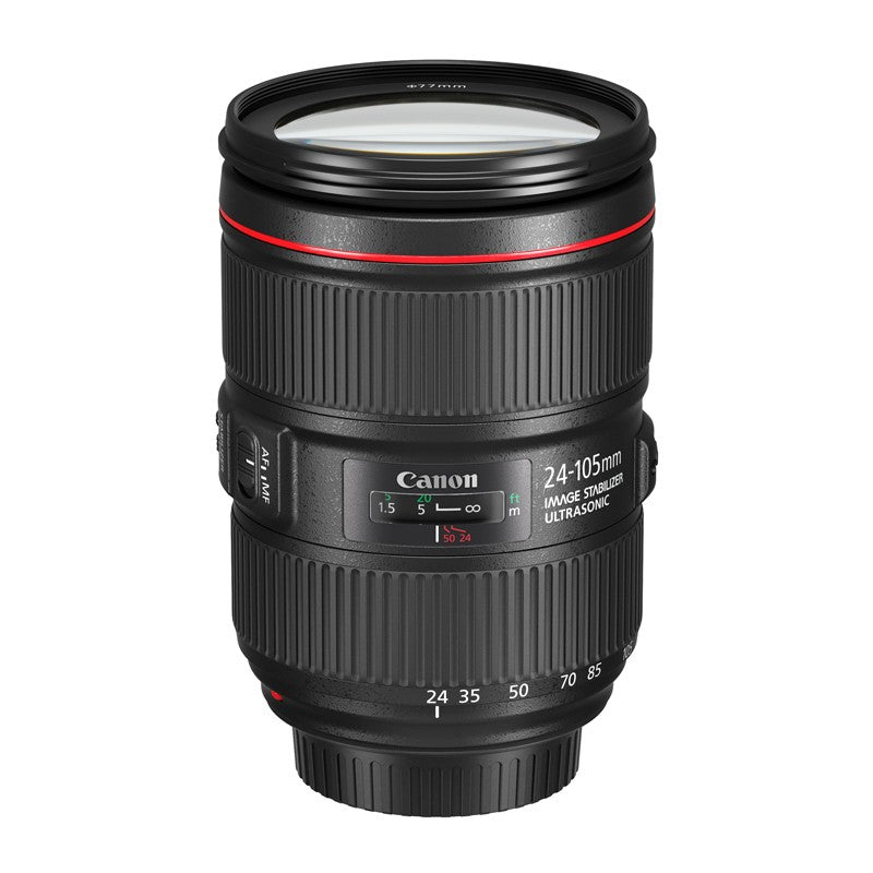 CANON EF 24-105mm 1:4,0 L II IS USM