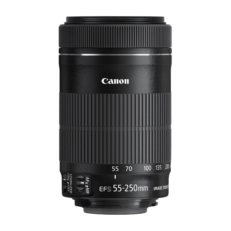CANON EF-S 55-250mm 1:4-5,6 IS STM