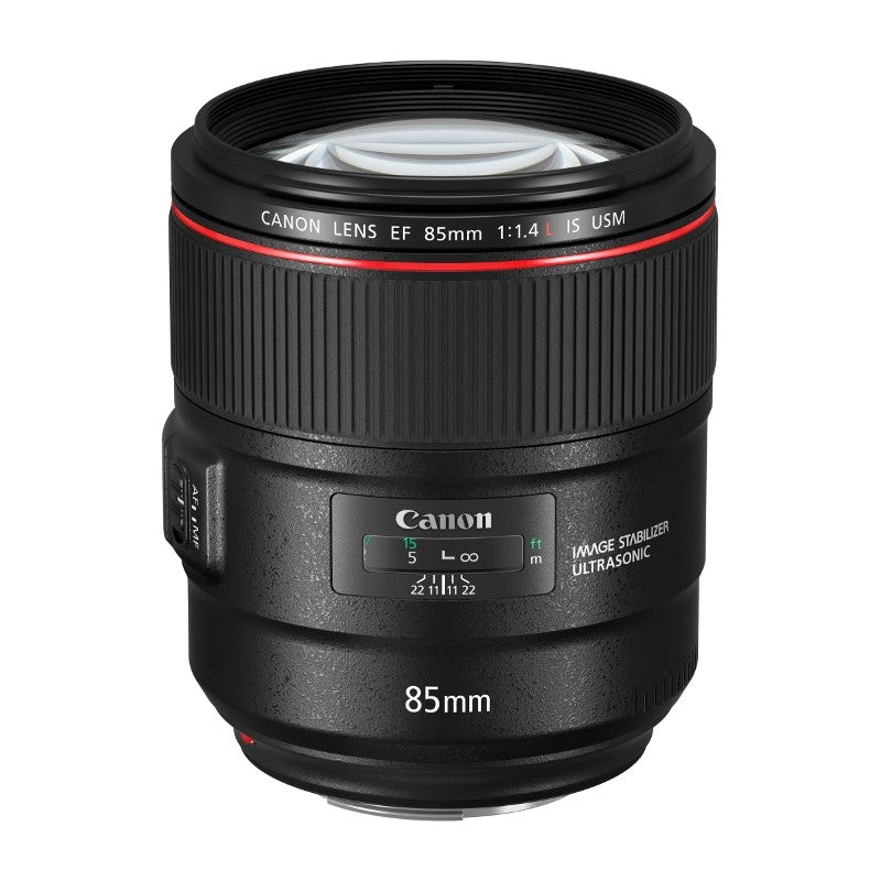 CANON EF 85mm f/1:1,4L IS USM