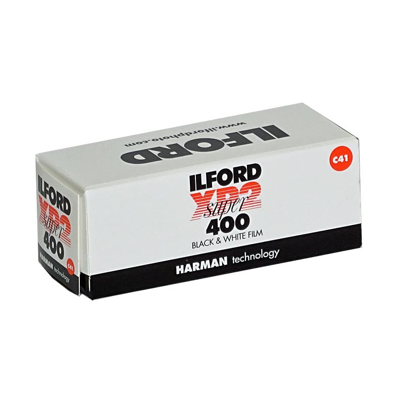 Ilford XP2 Super (C41)