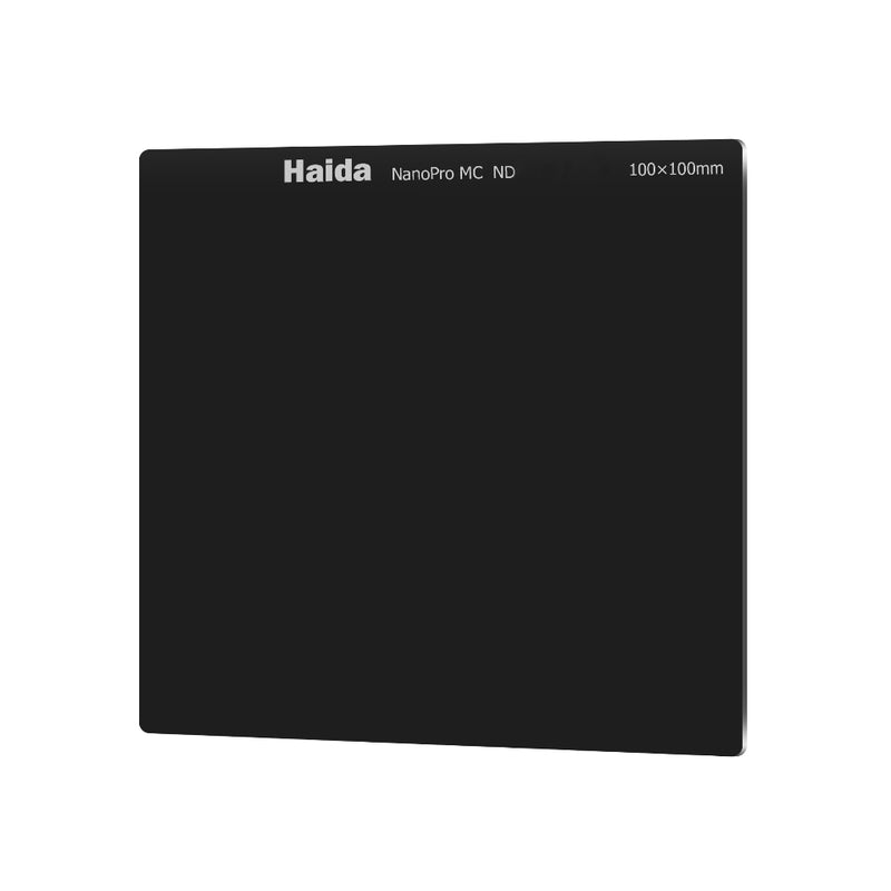 Haida Nano Pro MC 100mm ND Graufilter