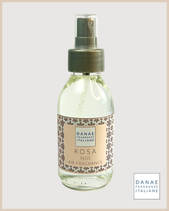 PROFUMATORE SPRAY PER TESSUTI AL ROSA 125ML