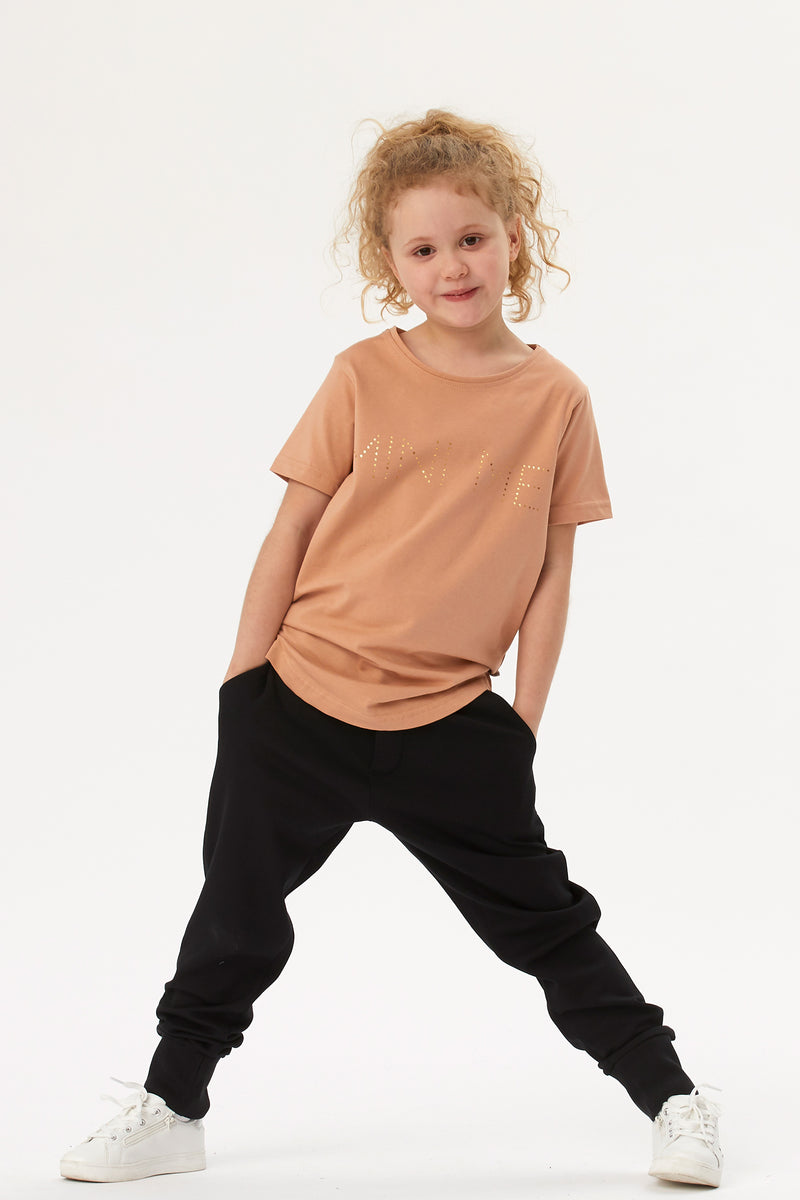 MILK Copenhagen Katerina Hose Trousers - Girl Black