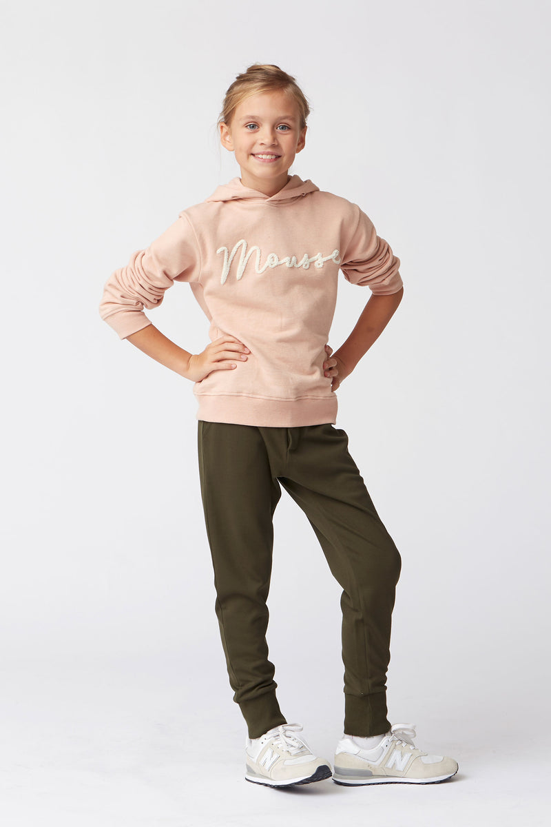 MILK Copenhagen Katerina Hose Trousers - Girl Dark Green