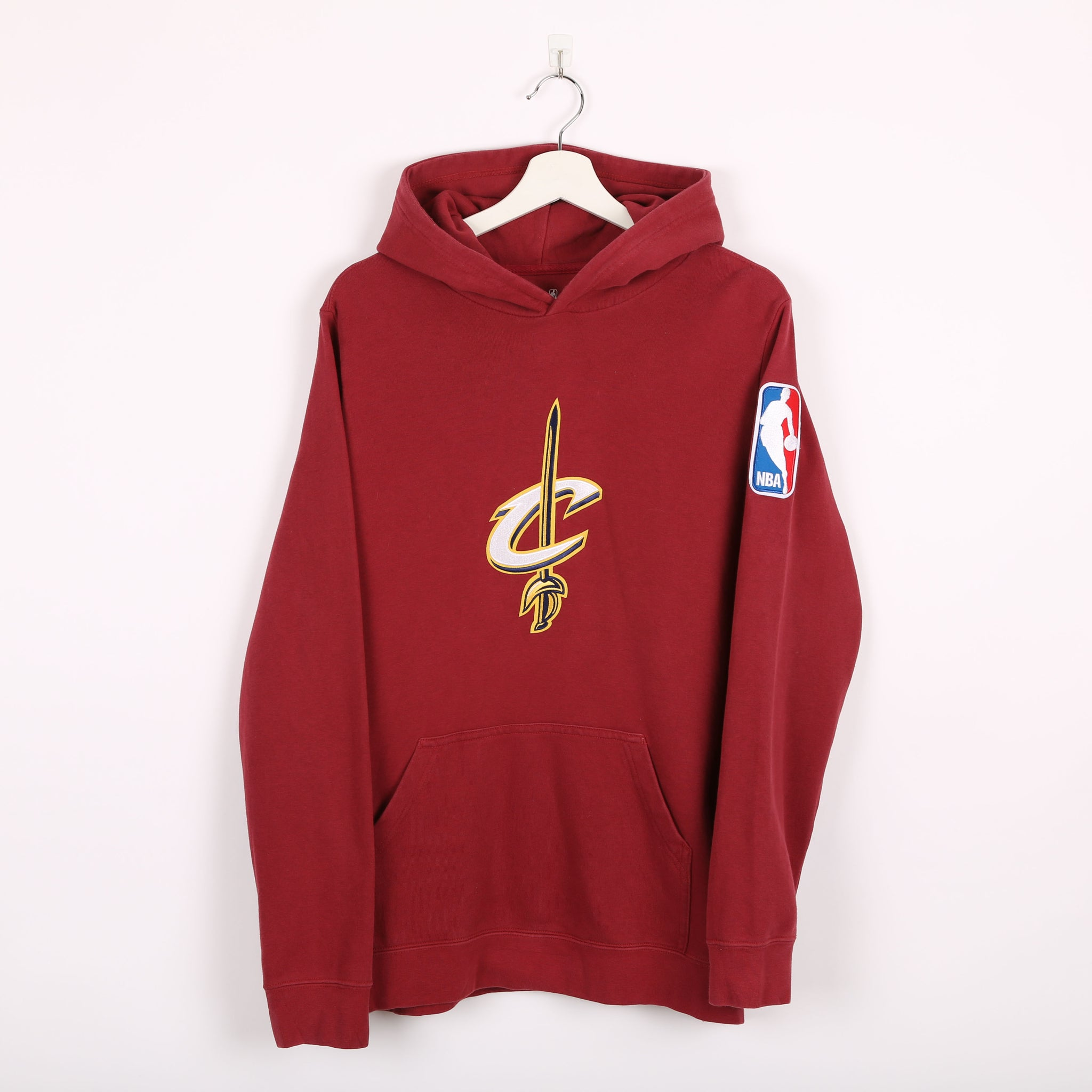 NBA Merch USA Team Hoodie Red Small