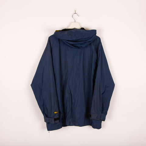 Nike Light Jacket Blue XLarge
