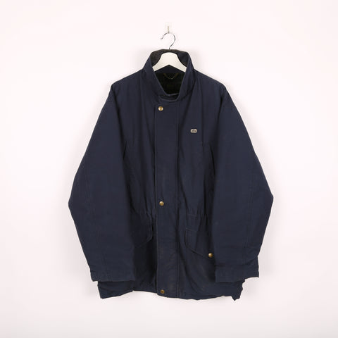 Lacoste Light Jacket Blue XLarge