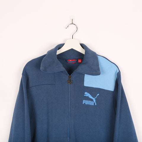 Puma Sweatshirt Blue Medium