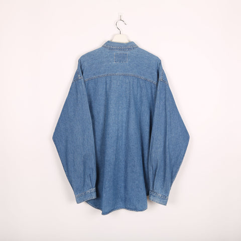 Levi's Denim Smart Shirt Blue XLarge