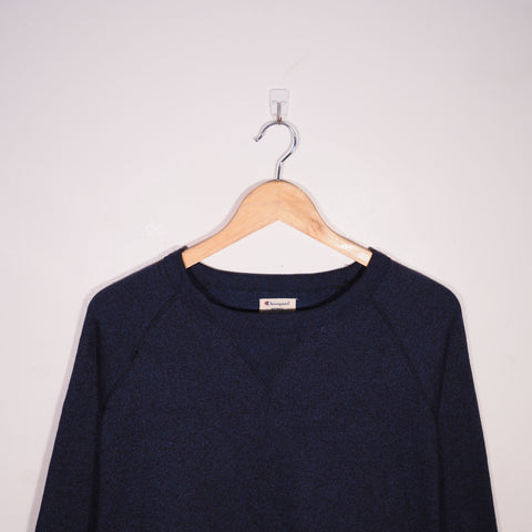 Champion Sweatshirt Blue XLarge
