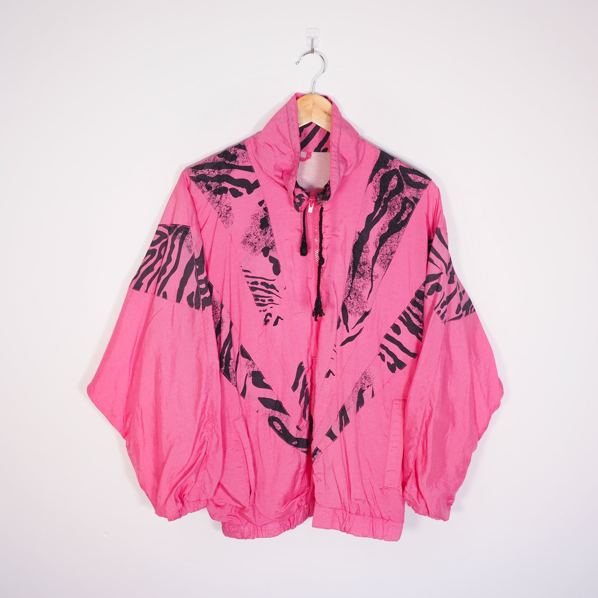 Track Jacket Pink Small