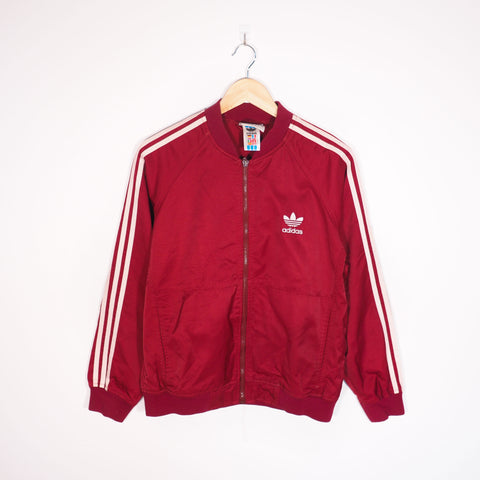 Adidas Light Jacket Red Small