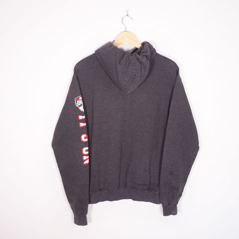 Champion USA Hoodie Grey Medium