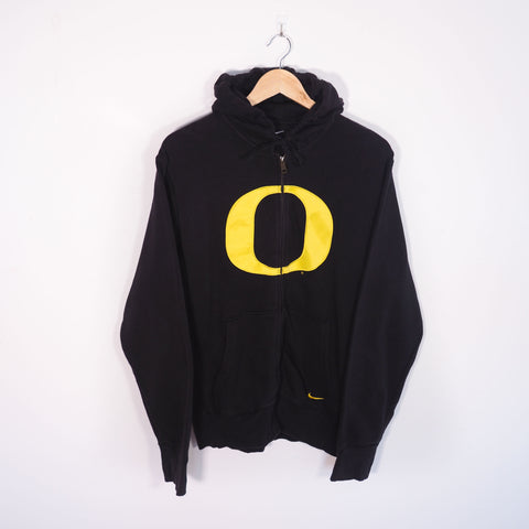 Nike USA Team Hoodie Black Medium