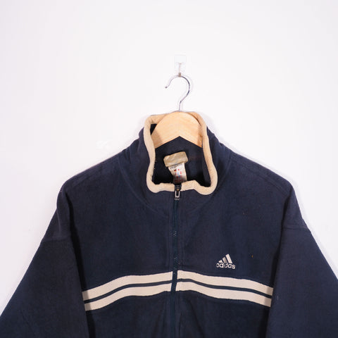Adidas Fleece Grey XLarge