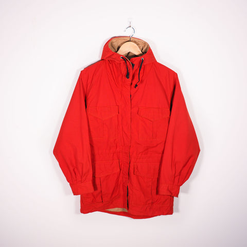 Unbranded Padded Coat Red Medium