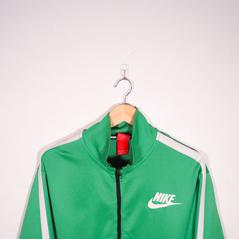 Nike Sweatshirt Green XXLarge