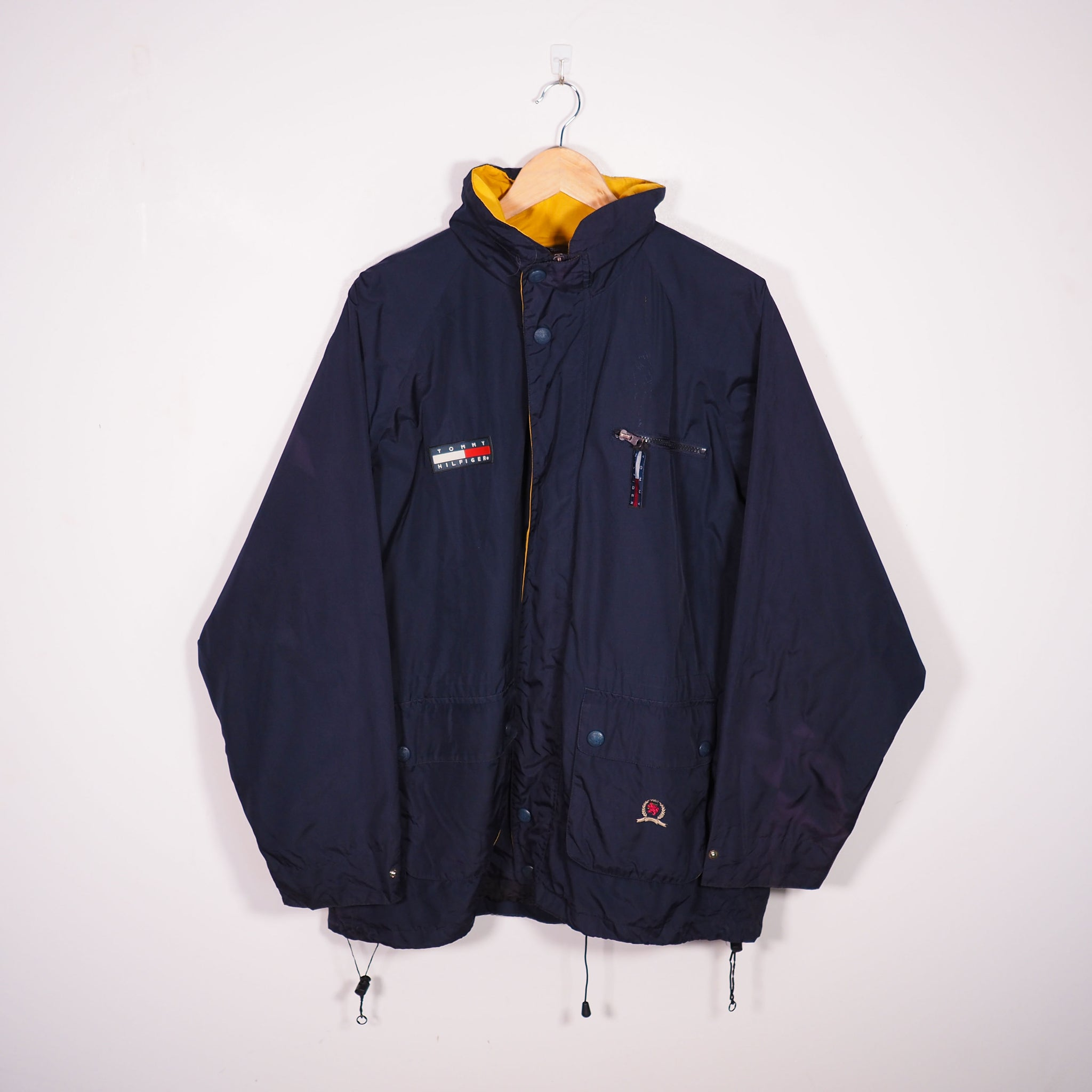 Tommy Hilfiger Light Jacket Blue XLarge