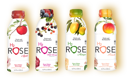 H2rOse 4 Pack Mixed