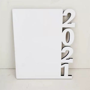 2021 sublimation frame