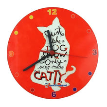 Load image into Gallery viewer, BUYIN MDF sublimation wall clock
