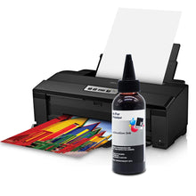 Load image into Gallery viewer, Printers Jack dublimation ink BLACK