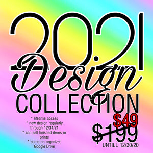 2021 Design Collection Drive