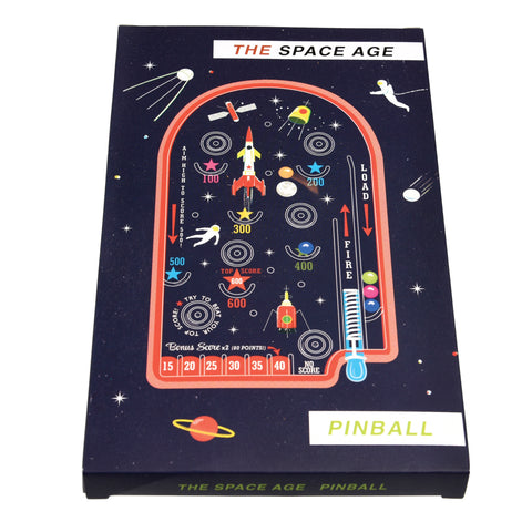 THE SPACE AGE PINBALL