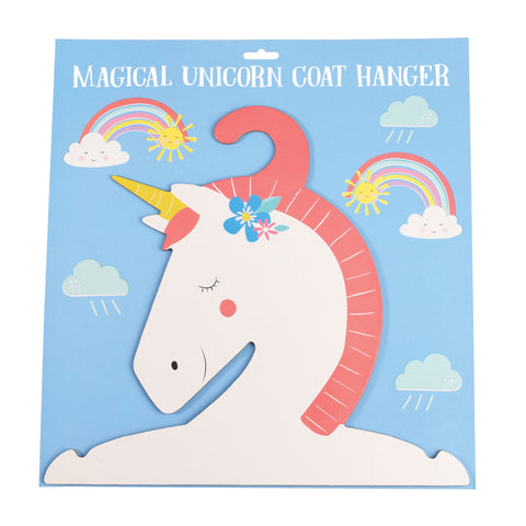 MAGICAL UNICORN CLOTHES HANGER