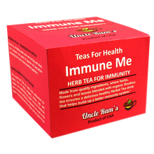 "Load image into Gallery viewer, Uncle Ram's ""Immune Me"" Health Tea (Made in USA)"