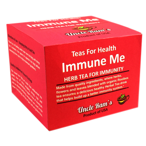 "Uncle Ram's ""Immune Me"" Health Tea (Made in USA)"