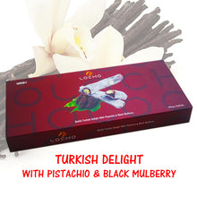 Load image into Gallery viewer, Pistachio & Black Mulberry (250g Behlul, Non GMO, Organic) - Made in Turkey