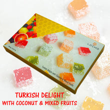 Load image into Gallery viewer, Coconut & Mixed Fruits (454g, Non GMO, Organic) - Made in Turkey