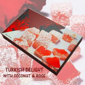 Coconut Rose (454g, Non GMO, Organic) - Made in Turkey