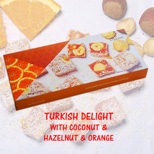 Load image into Gallery viewer, Coconut & Hazelnut & Orange (250g, Non GMO, Organic) - Made in Turkey