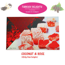 Load image into Gallery viewer, Coconut Rose (454g, Non GMO, Organic) - Made in Turkey