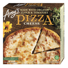 Load image into Gallery viewer, Amy's Kitchen Cheese Pizza