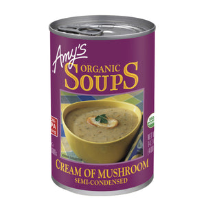 Amy's Kitchen Cream of Mushroom Organic Soup