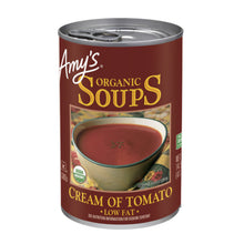 Load image into Gallery viewer, Amy's Kitchen Cream of Tomato Organic Soup